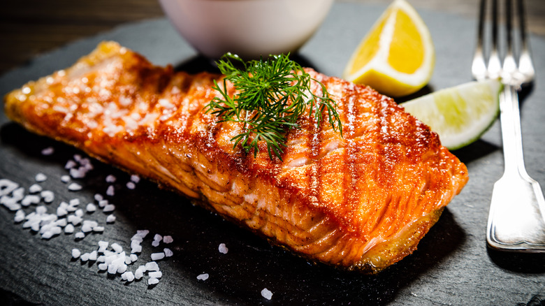 how do you include salmon in your diet