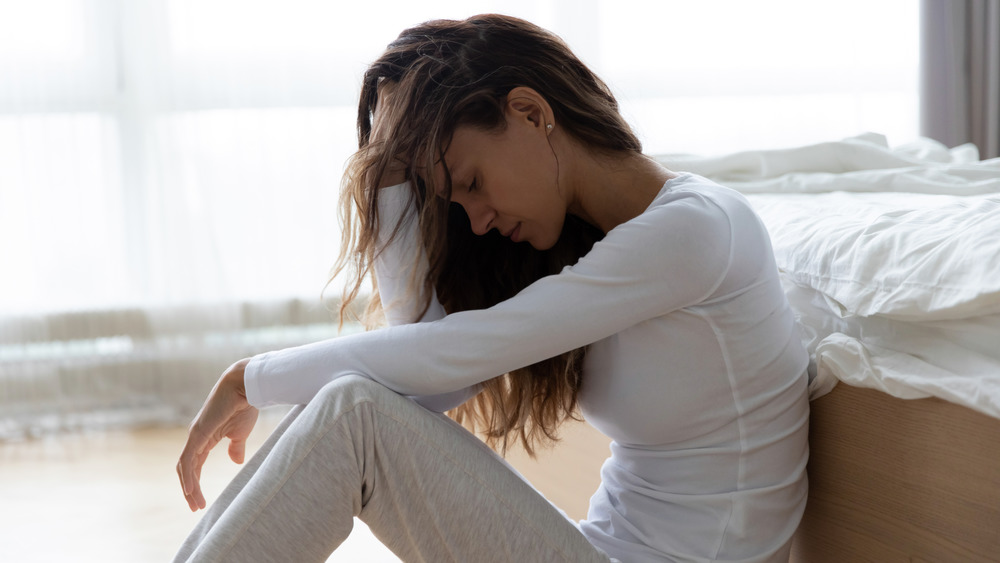 What It Really Means When You Have A Panic Attack