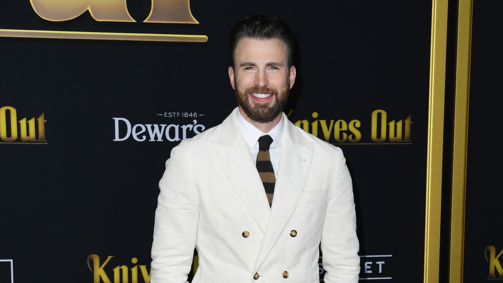 Chris Evans Response To His Dick Pic Slip-Up Is Kind