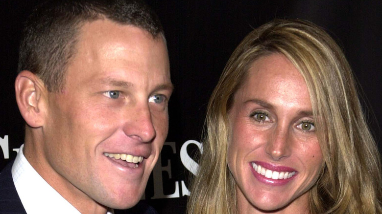 What Lance Armstrong's ex wife is doing now