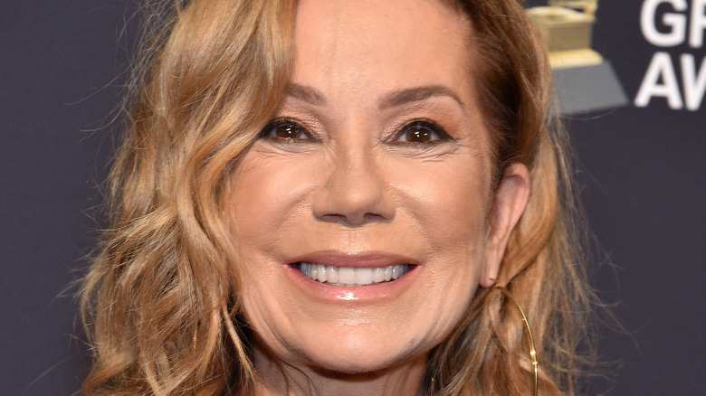 Kathie Lee Gifford, close-up