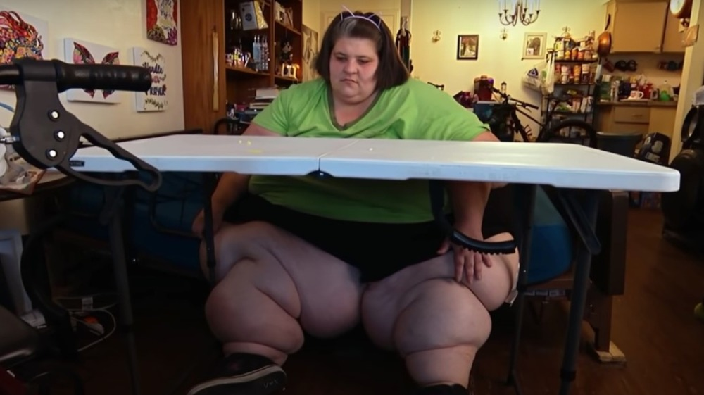 Shannon Lowery from My 600-Lb. Life