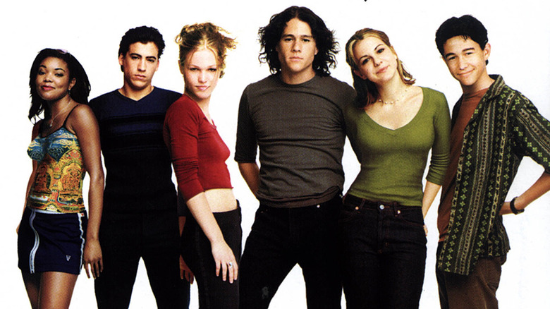 10 Things I Hate About You Joey: The Cast Of 10 Things I Hate About You Today