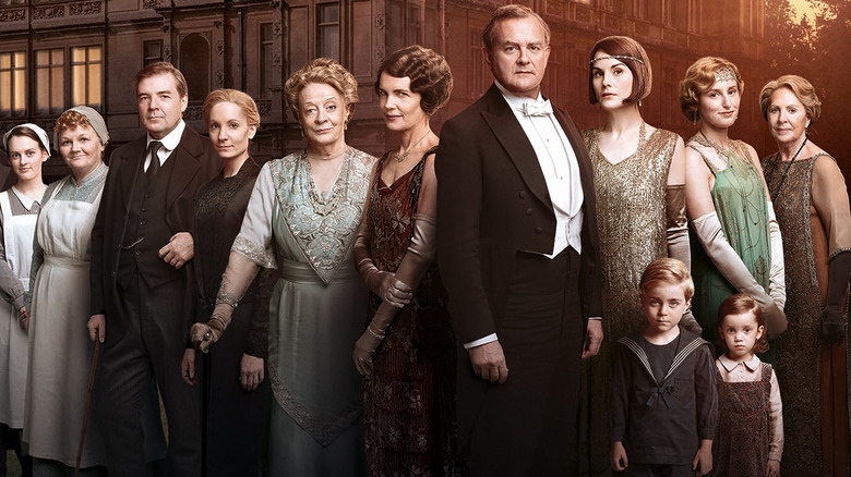 What Downton Abbey cast looks like in real life