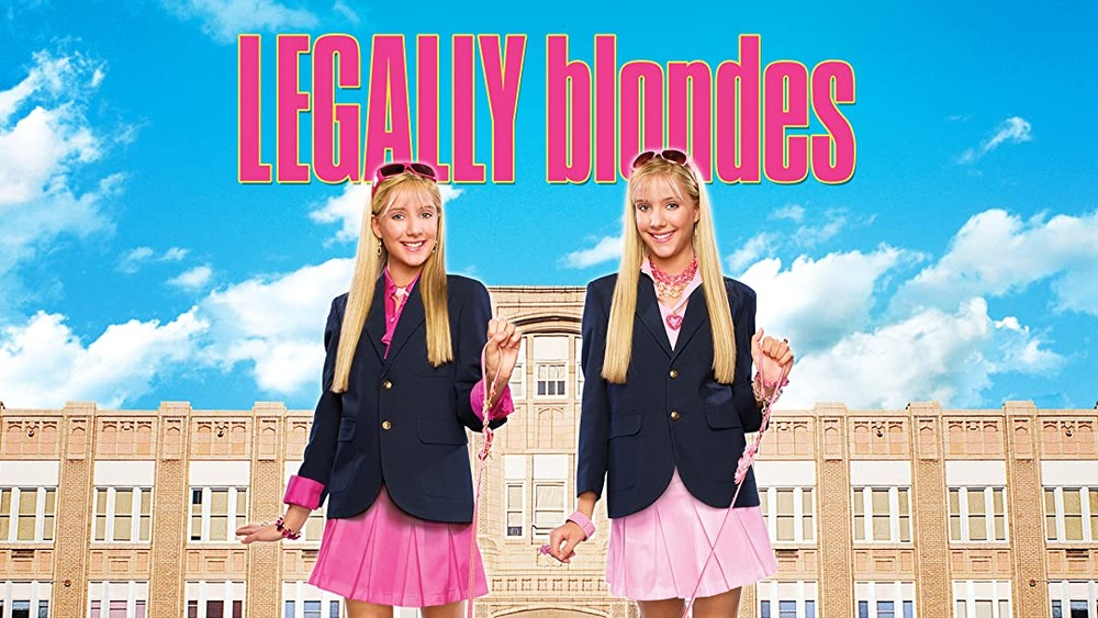 The Rosso twins in Legally Blondes