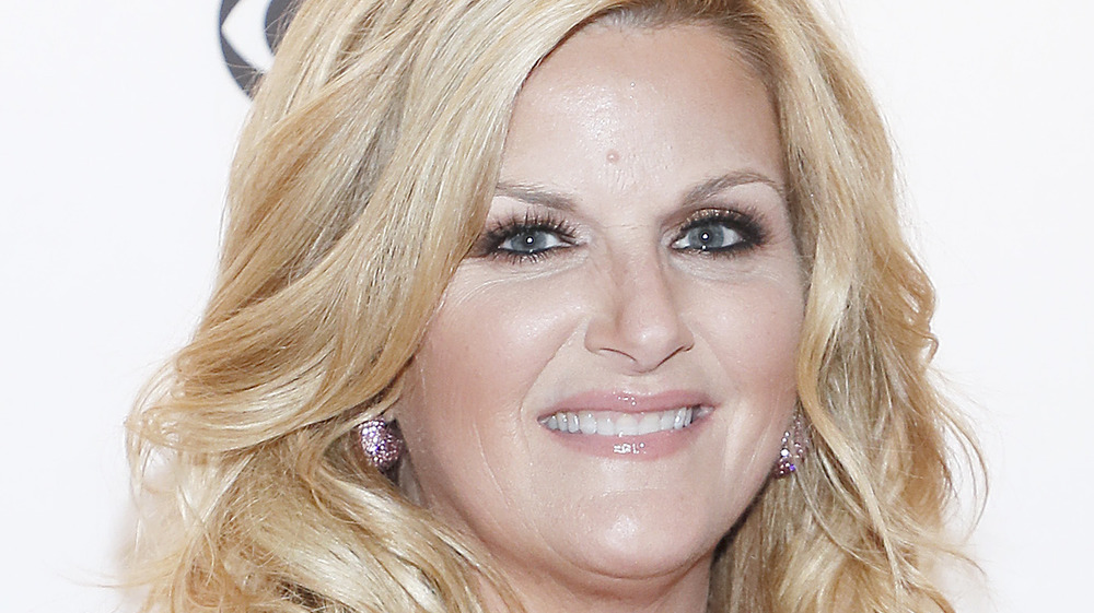 close up of Trisha Yearwood