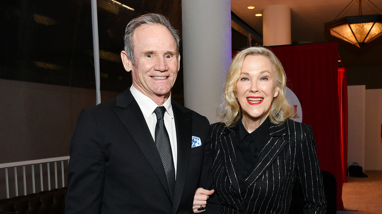 Bo Welch and Catherine O'Hara