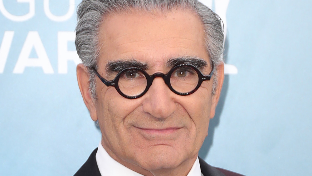 Eugene Levy at event