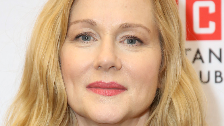 Laura Linney at a red carpet event