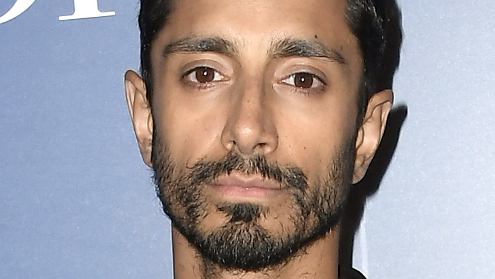 Riz Ahmed on the red carpet