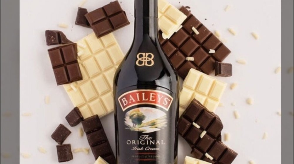 Bailey's with chocolate