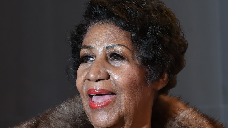 Image result for aretha franklin impact