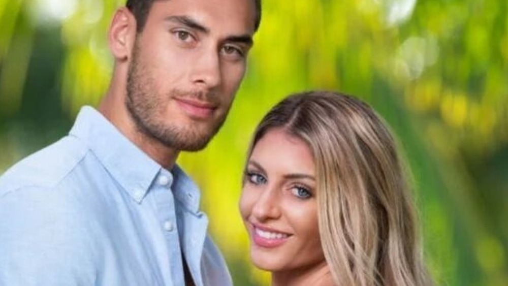Temptation Island's Kate and David