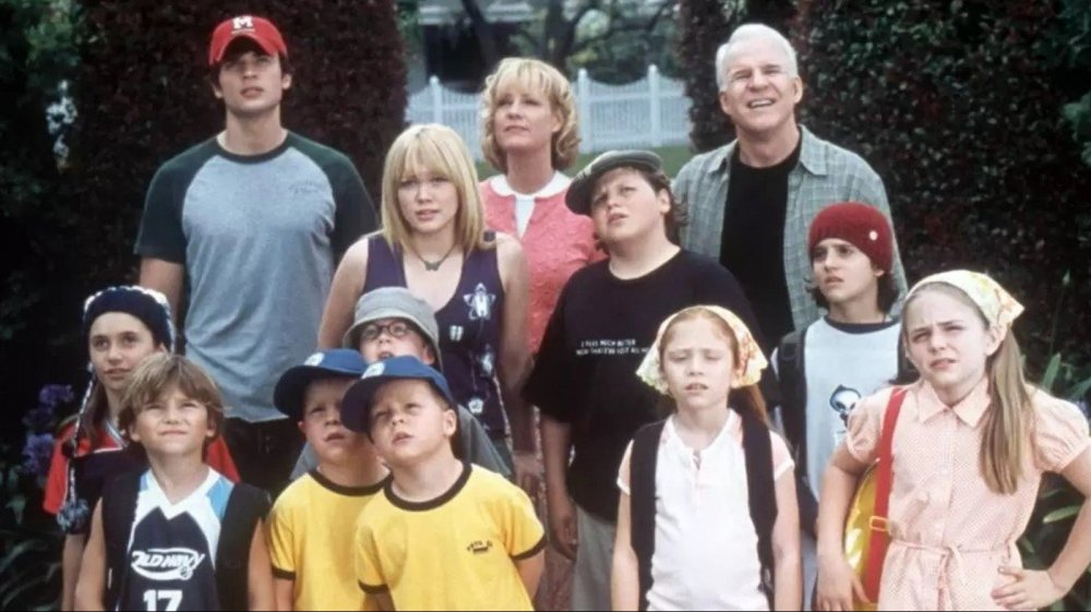 Cheaper by the Dozen still