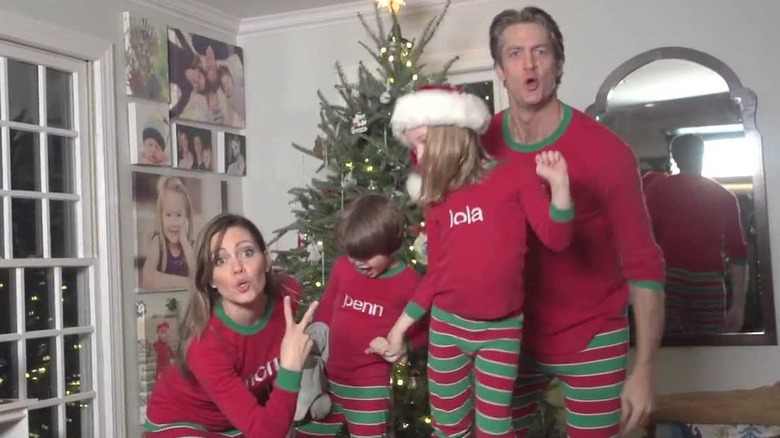 whatever happened to the xmas jammies family