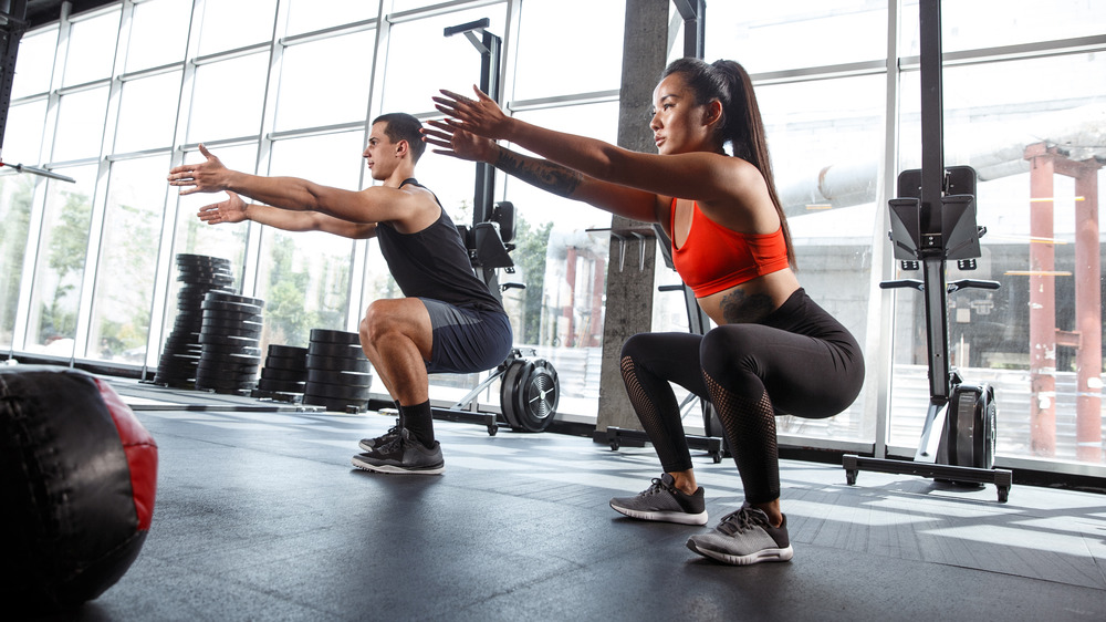When You Do Squats Every Day, This Is What Happens To Your Body