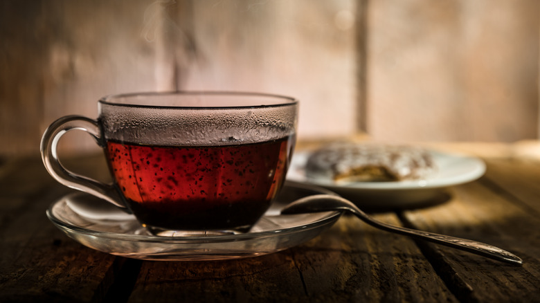When you drink black tea every day, this is what happens to your body