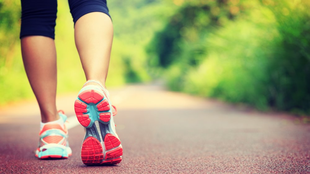 When you walk a mile every day, this is what happens to your body
