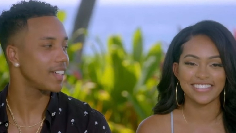 Temptation Island participants Erica and Kendal
