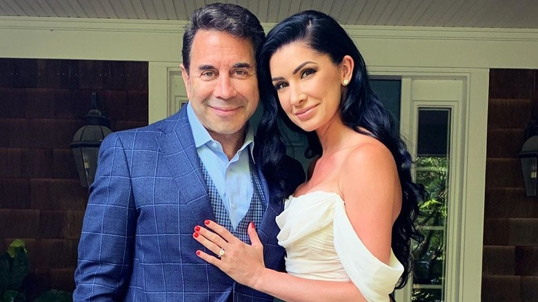 Brittany Pattakos and Paul Nassif