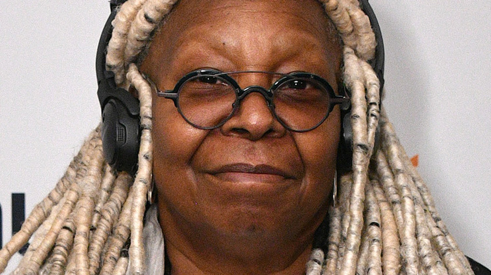 Whoopi Goldberg at an event