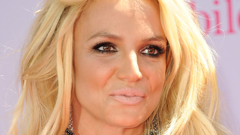 Britney Spears at event