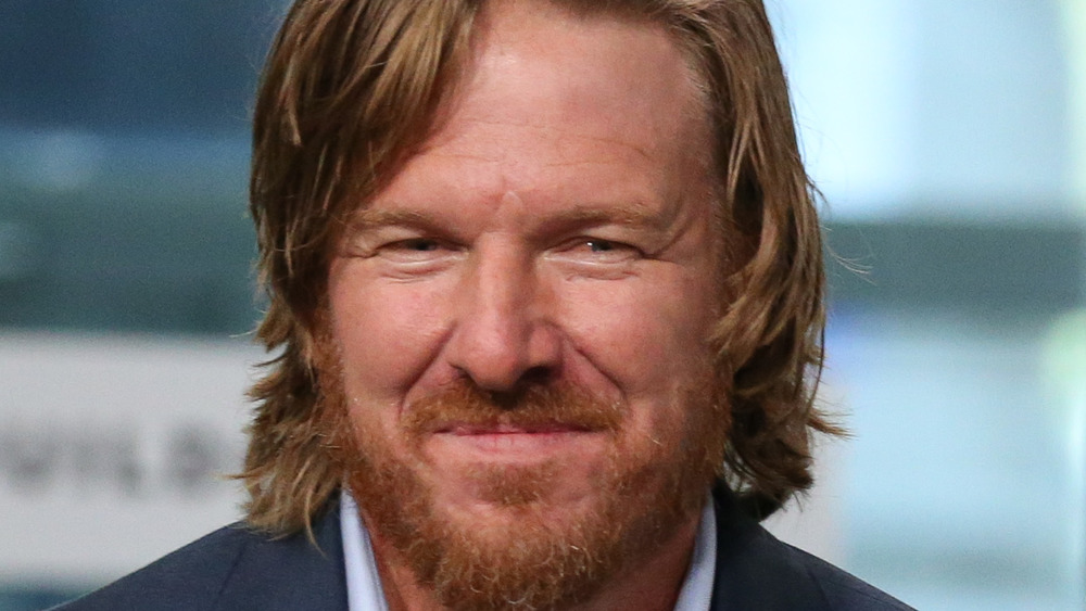 Chip Gaines with a beard