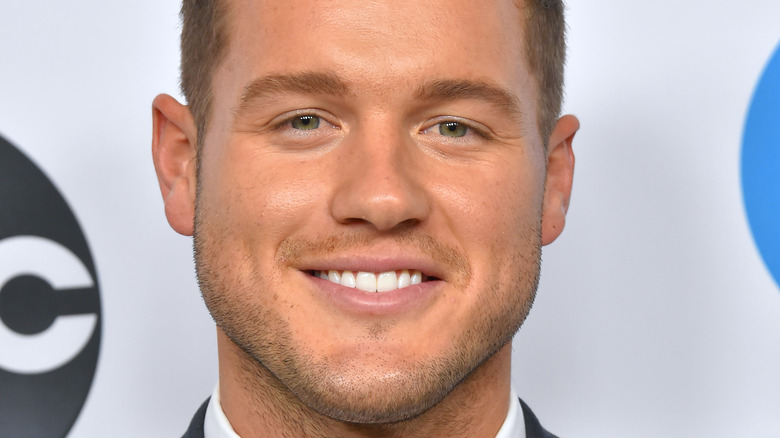 Colton Underwood smiling