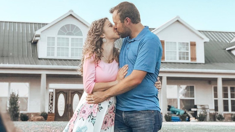 John David and Abbie Duggar