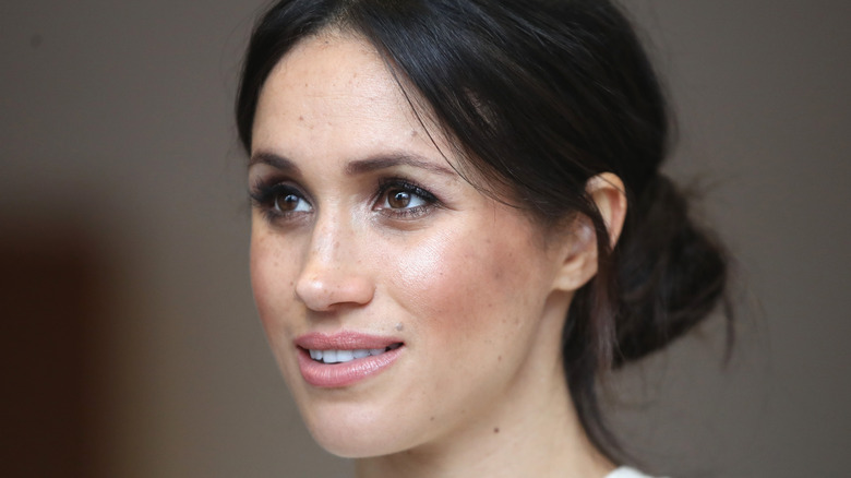 Meghan Markle at event