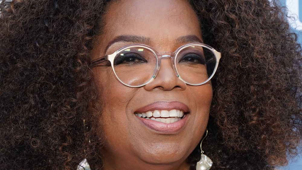 Oprah attending OWN movie premiere