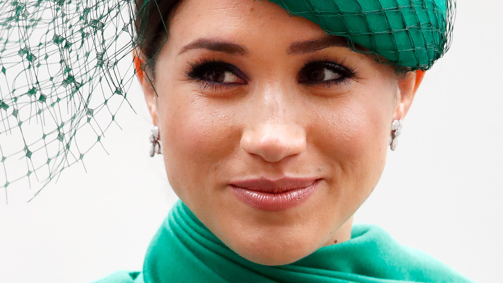 Meghan Markle Commonwealth Day Service