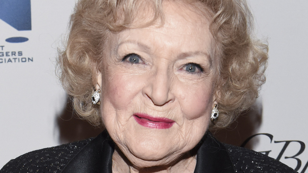 Why Receiving A Forest Ranger Honor Meant So Much To Betty White