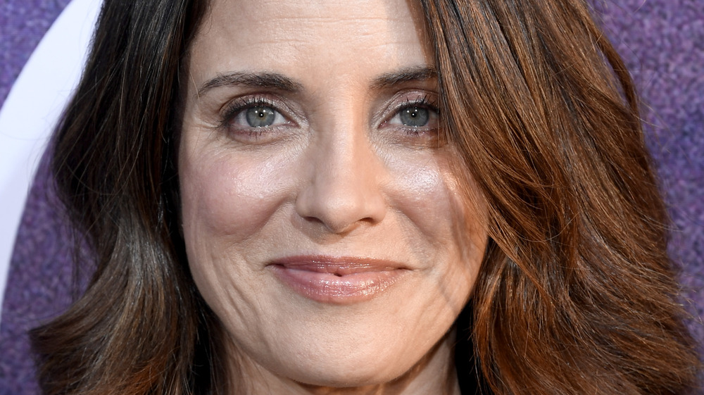 Alanna Ubach at the la premiere of euphoria