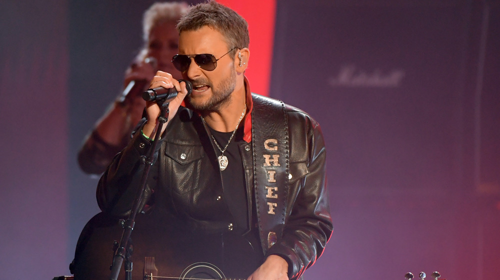 CMA performer Eric Church