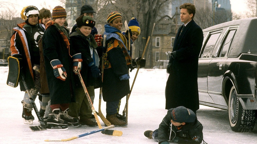 Mighty Ducks team