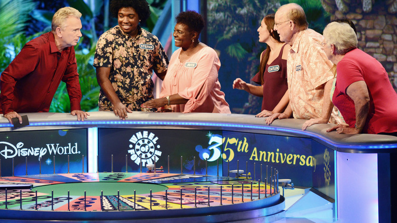 Wheel of Fortune game taping