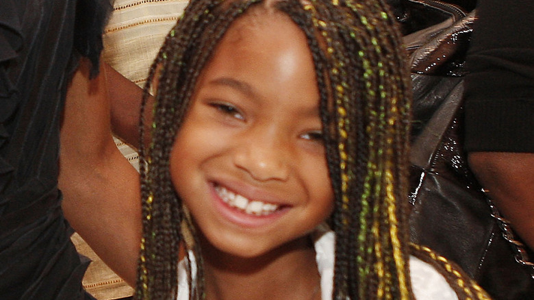jovem Willow Smith