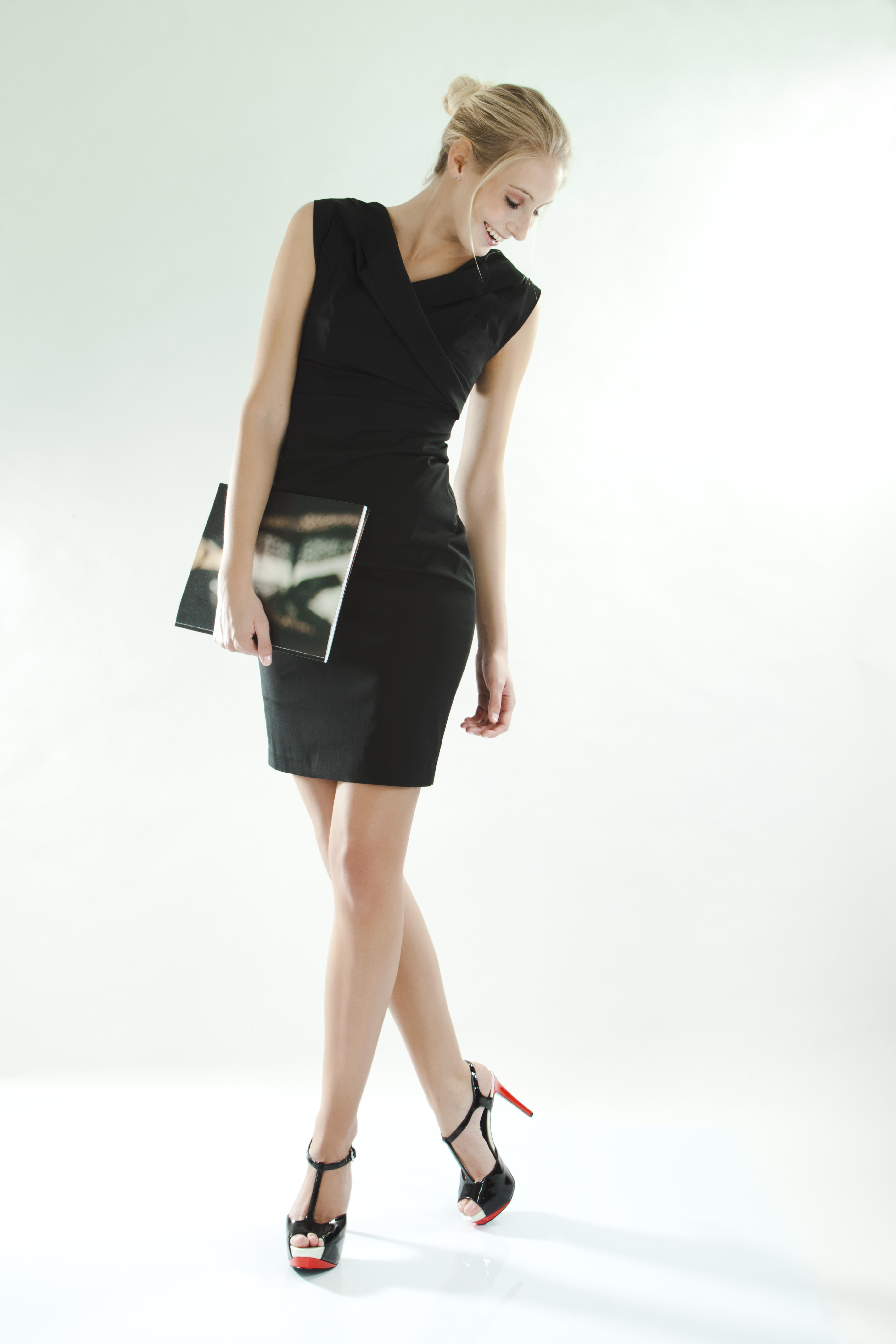 New ways to dress up your little black dress 843371b6c