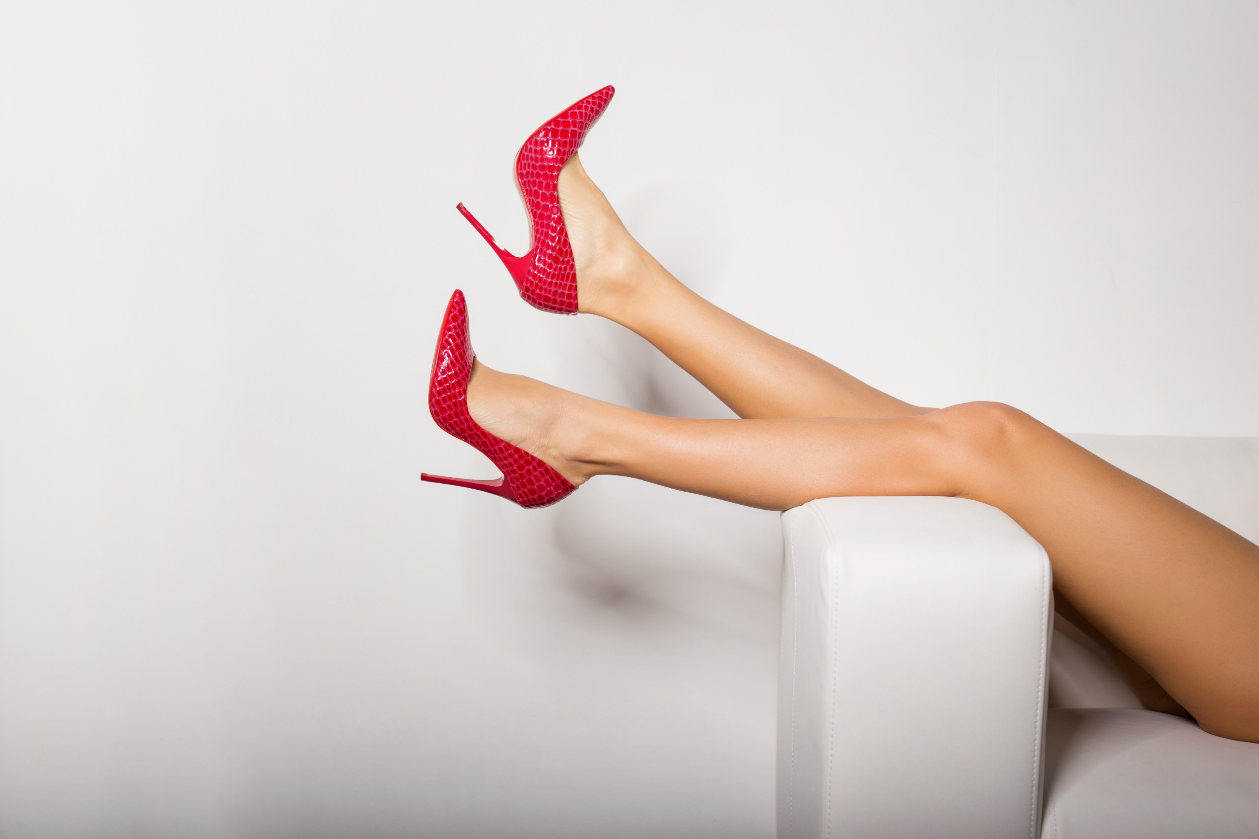 ec4b77757ef The real reasons women wear heels