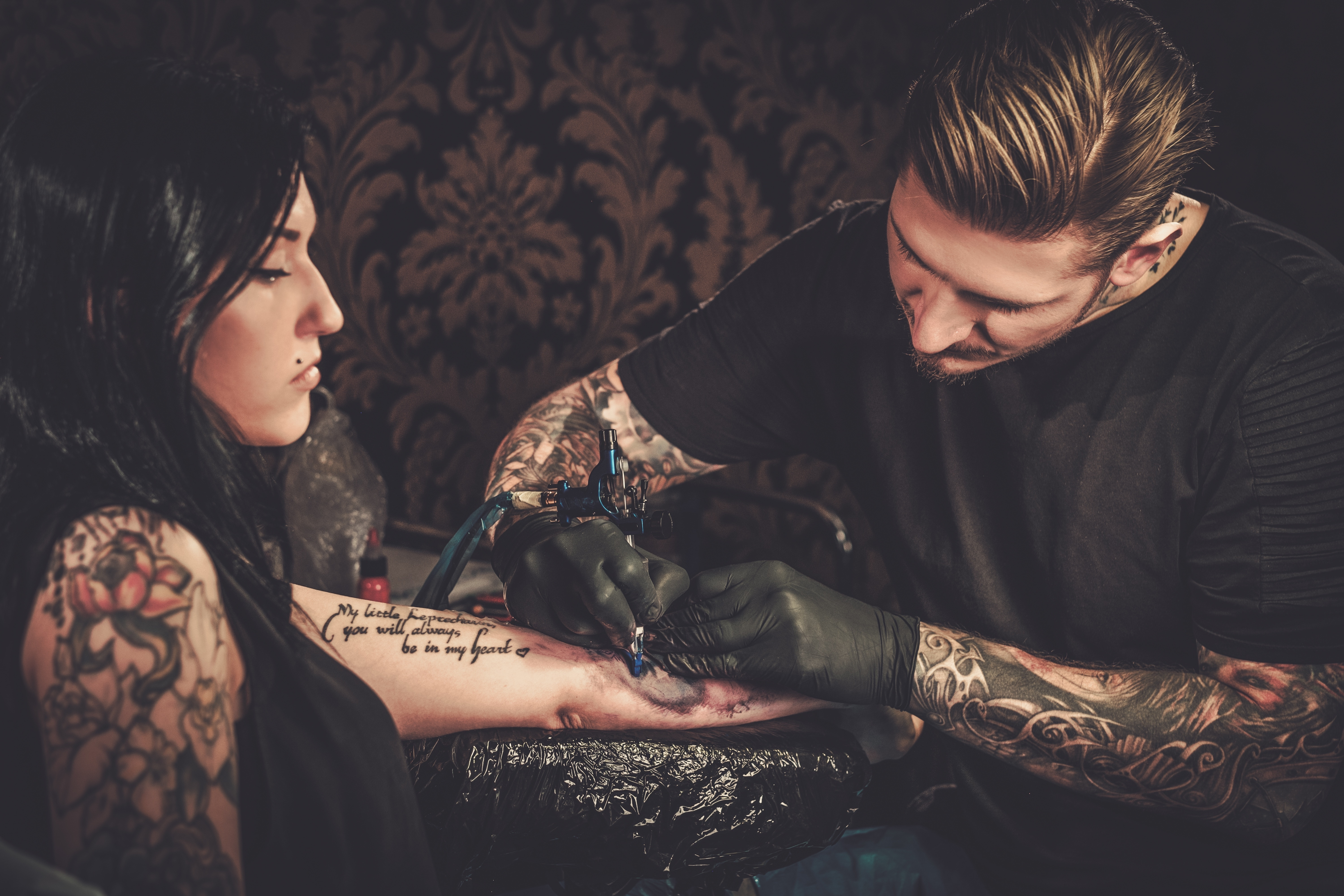 Things Your Tattoo Artist Wishes You Knew