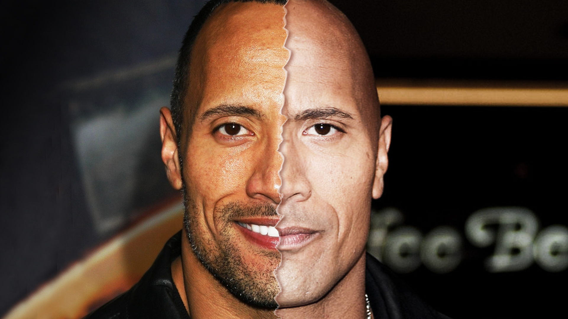 The Stunning Transformation Of Dwayne Johnson