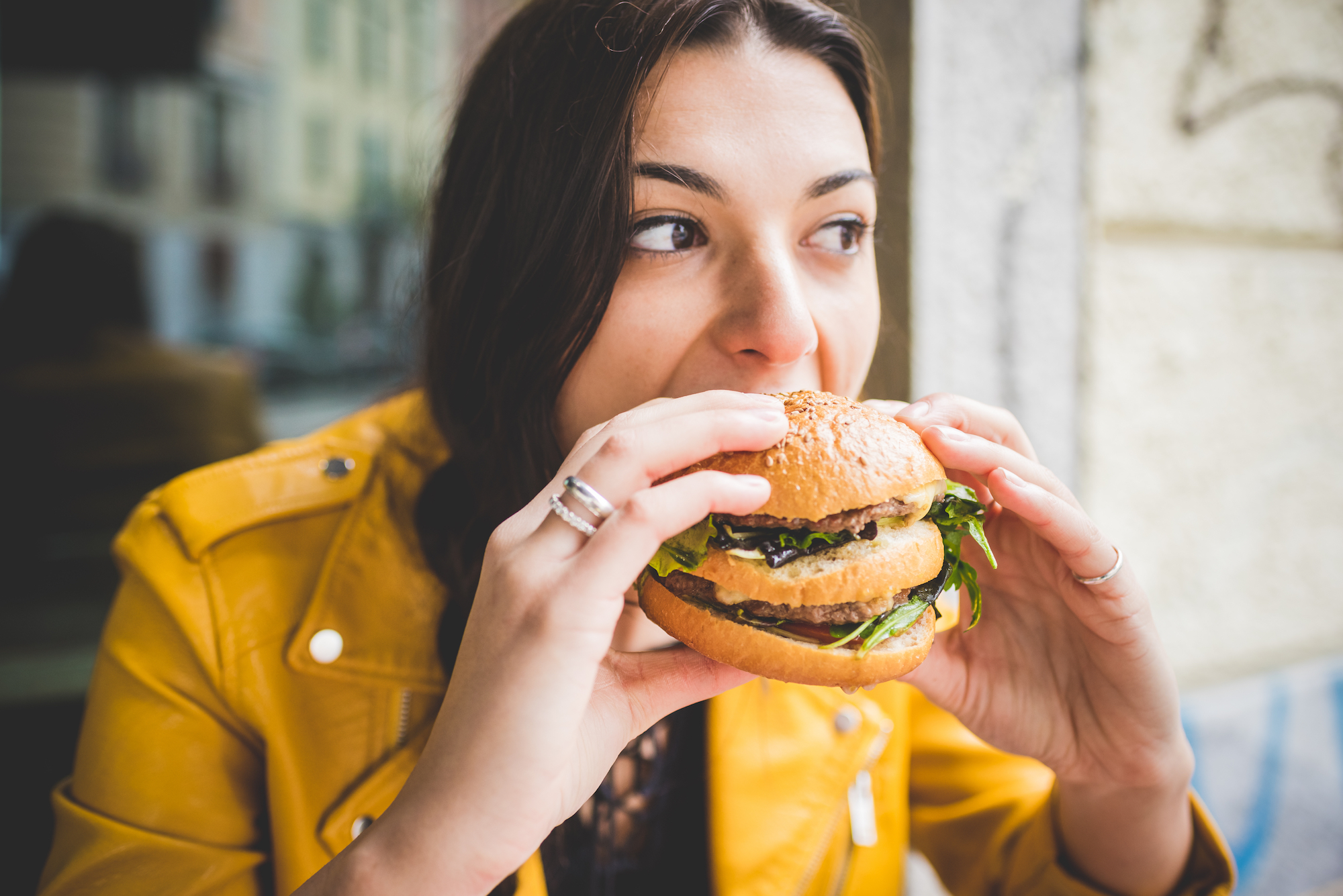 What happens to your body when you binge eat