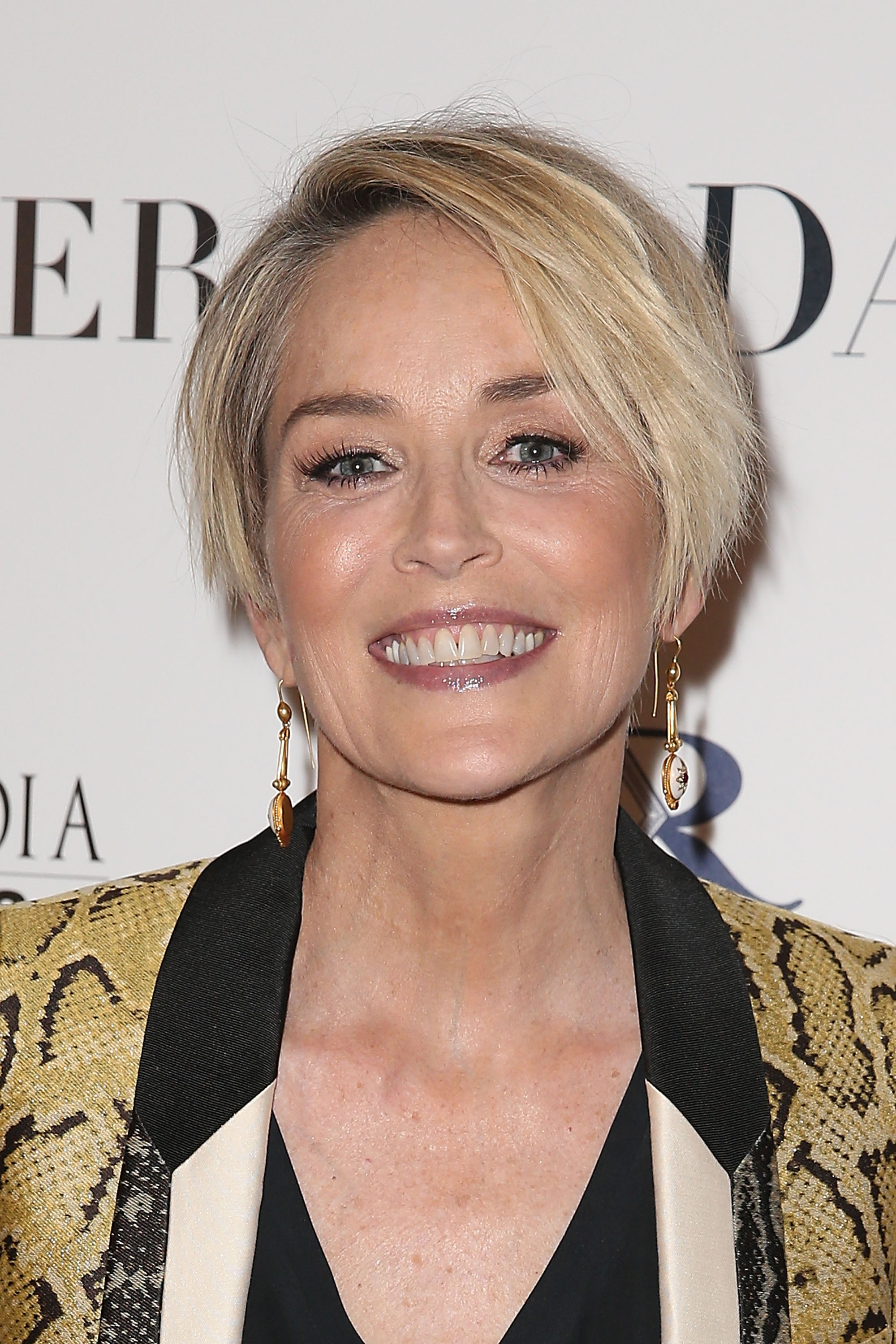 photo Sharon Stone