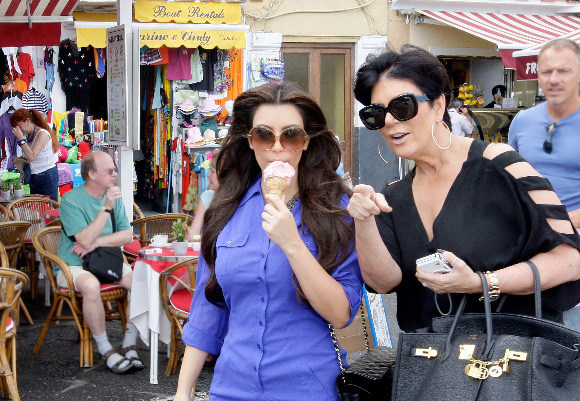 What the Kardashians really eat in a day